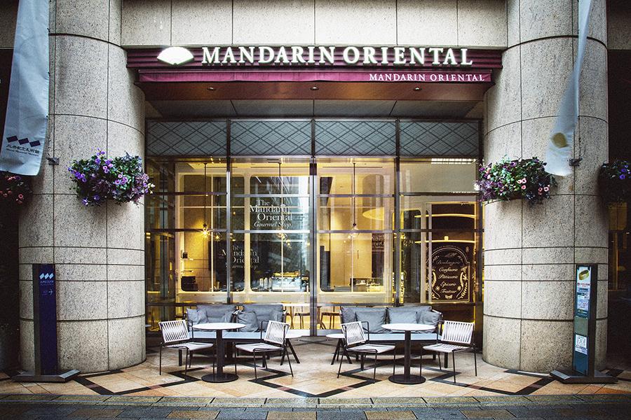 マンダリンオリエンタルホテル