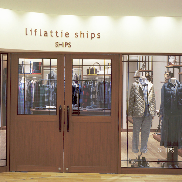 liflattie ships エキュート立川店